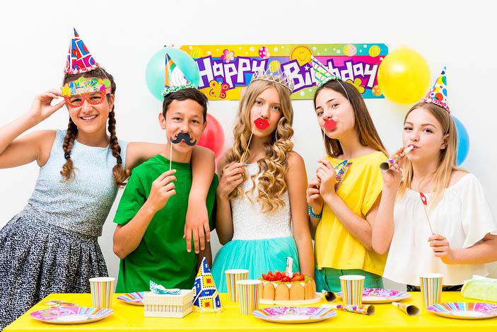 Teen girl birthday parties — photo 4
